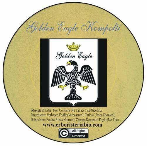 Golden Eagle Kompolti http://www.erboristeriabio.com/it/golden-eagle-kompolti-2324.html