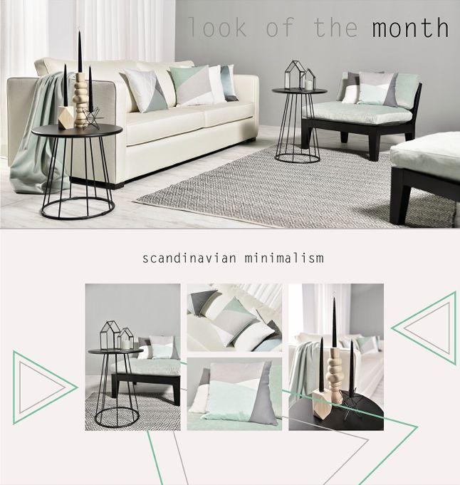 <p>Look van de maand Scandinavisch minimalisme - Less is more! Lichte, luchtige en ruime kamers zijn het hoogtepunt van deze trend. Laat daglicht binnen door grote ramen en witte muren en vestig de aandacht op vakmanschap in interieur. De kerngedachte…</p>