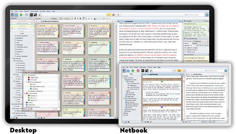 """Scrivener is the first and only word processing program designed specifically for the messy, non-linear way writers really work.""  	Whether I'm writing a research paper or a book, Scrivener has been my number one (must-have!) tool for several years now. It's not just a tool for research, rather it has become critical for every stage of the writing, research, and organization process for me."