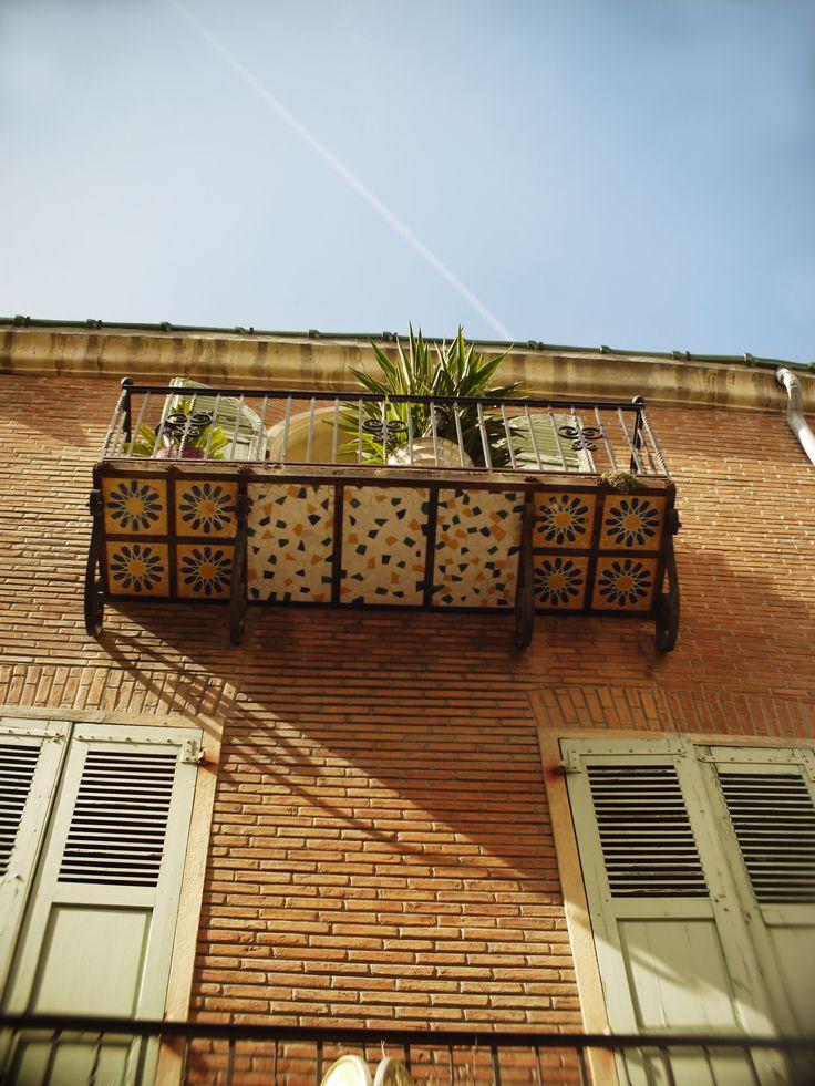 Balcons de Perpignan - Pyrénées-Orientales - France - All rights reserved