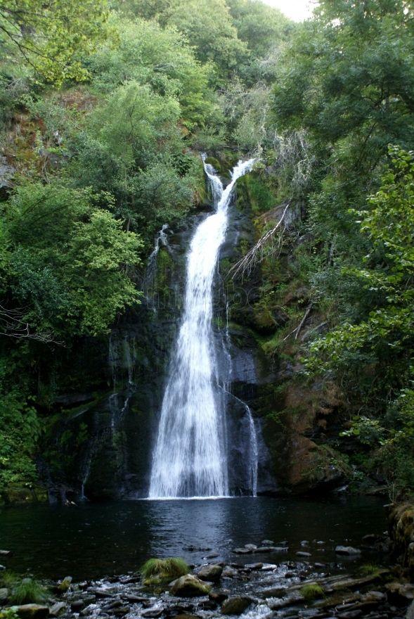 Cascada A Fervenza - Folgoso do Courel - Lugo - Galicia