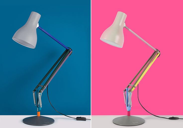 Anglepoise + Paul Smith - Edition Two & Edition One