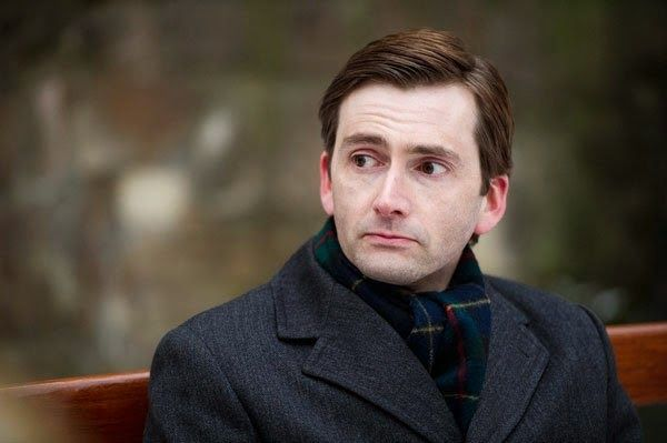 USA: Watch A Preview Clip From Episode 2 Of The Escape Artist Starring David Tennant