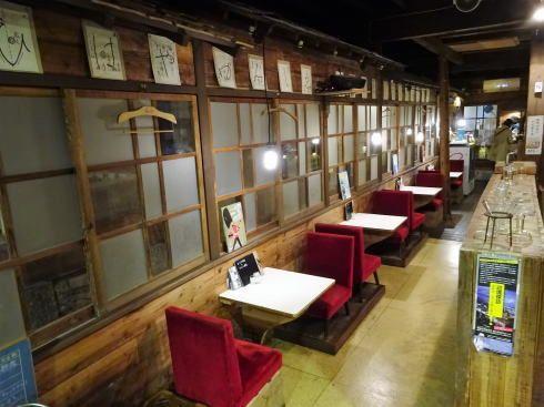 尾道 あくびカフェー 店内の様子1