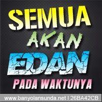 DP BBM Banyolan Sunda: Edaaan!