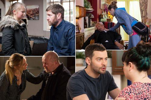 25 soap spoilers: EastEnders and Corrie baby terror, Emmerdale...: 25 soap spoilers: EastEnders… #EastEndersspoilers #EastEndersSpoilers