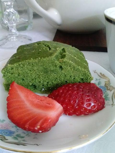 Wielkanocne zielone ciasto
