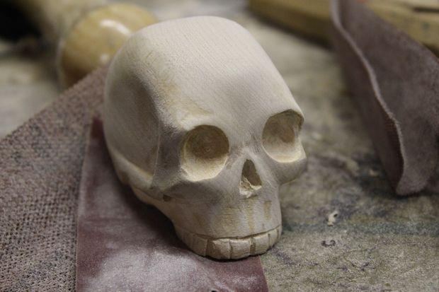 Best carved skulls images on pinterest