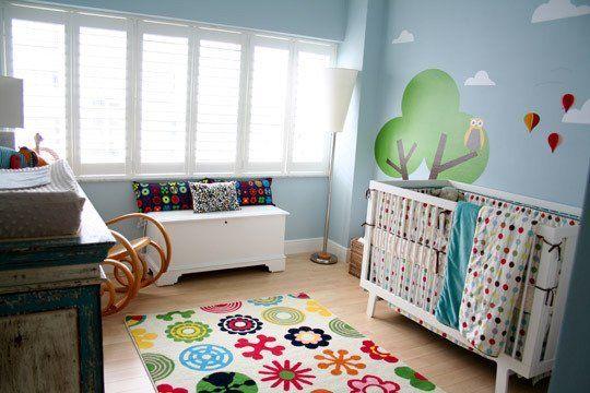 My Room: Baby Ainslie