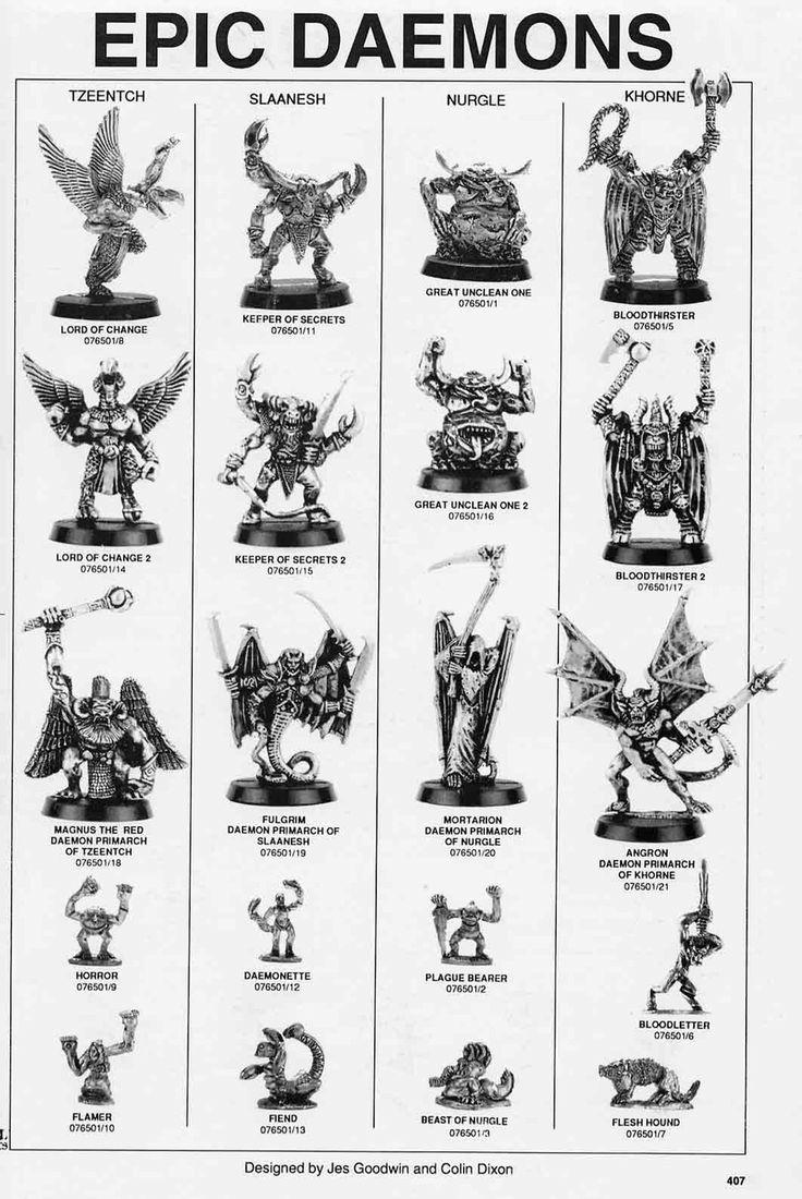 15 best Chaos Gods & Deamons images on Pinterest ... Warhammer 40k Good Chaos Gods