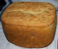 Superfácil pão sem glúten e sem lactose na máquina de pão | Cura pela Natureza