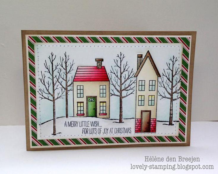 Holiday Home, White Christmas
