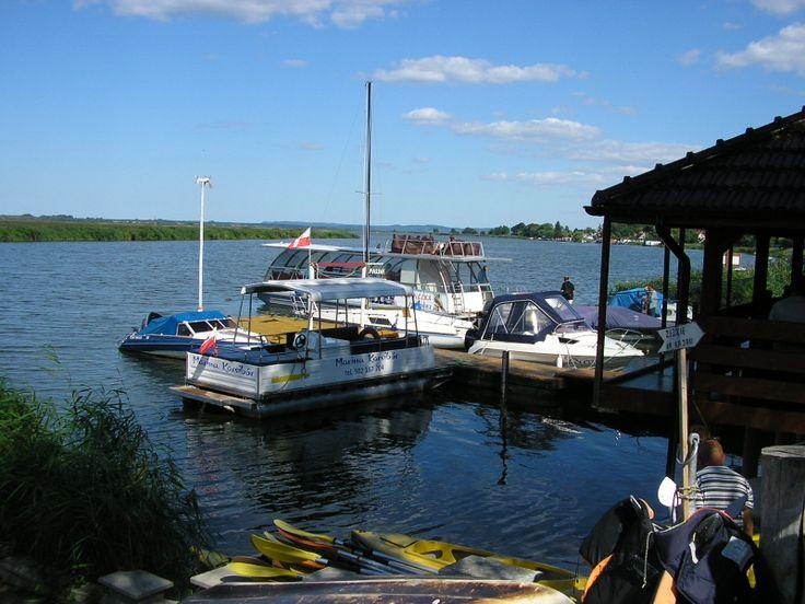Marina, Wyspa Karsibór, Świnoujście #marina #karsibor #swinoujscie