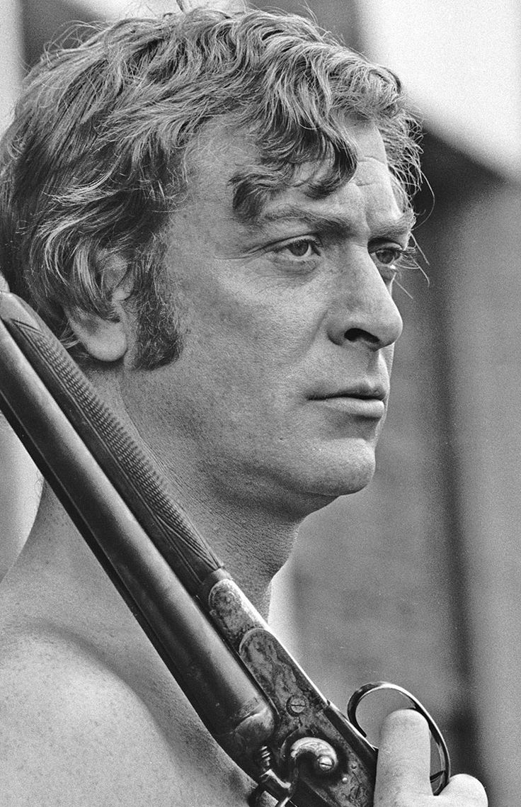 Micheal Caine in Get Carter.