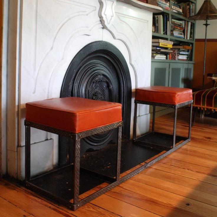 factory built zero clearance fireplace