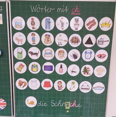 Bildkarten zu Rechtschreibfällen (Teil 1) Für den Deutschunterricht habe ich mir angewöhnt, zu den bekanntesten Rechtschreibfällen Bildkarten mit passendem Wortmaterial zu erstellen. Diese habe ich me