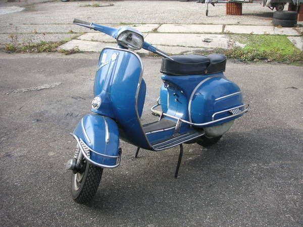 VESPAS FOR SALE