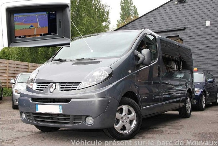 occasion renault trafic ii passenger executive l2h1 1200kg. Black Bedroom Furniture Sets. Home Design Ideas