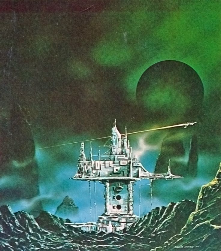 Vintage Sci Fi Art Added A New Photo: 59 Best Images About Sci Fi Illustration On Pinterest
