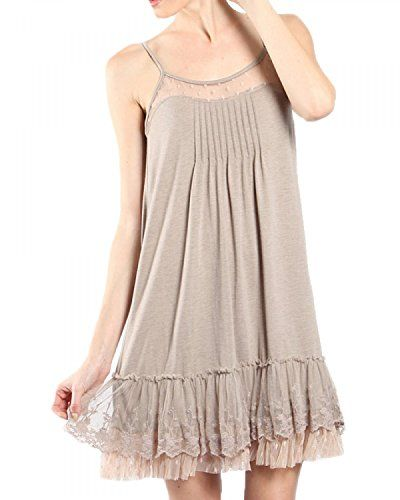 New RYU RD3999 Mocha Lace Dress Extender online. Find the  great Calvin Klein Dresses from top store. Sku tjln33185zyjl88026