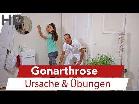 Gonarthrose - Ursache und Übungen bei Kniearthrose LNB Schmerztherapie