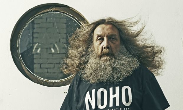 Are Superheroes a 'cultural catastrophe'...? Ask Watchmen comics guru Alan Moore