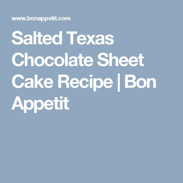 ... Cake on Pinterest | Chocolate Sheet Cakes, Sheet Cakes and Texas Sheet