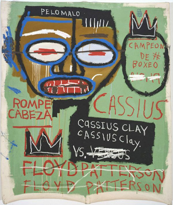 On February 7th, 2013, the largest demonstration of Jean-Michel Basquiat's work in 8 years was presented at Gagosian Gallery's 24th Street location.