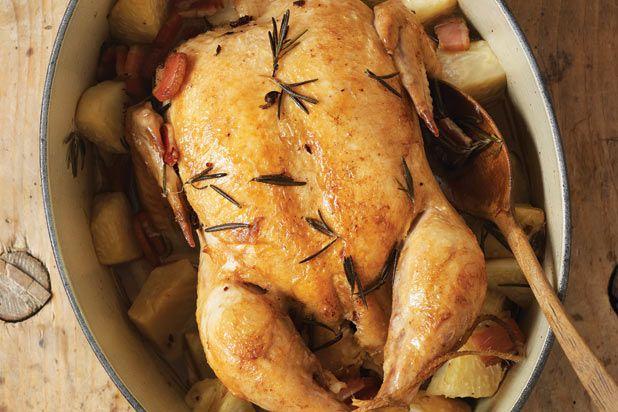 50 modi di cucinare un pollo