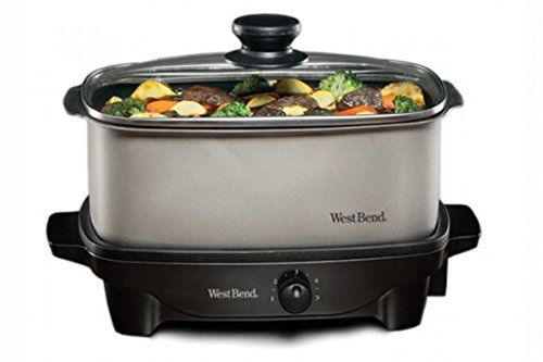 Reviewed: West Bend 84905 5-Quart Oblong-Shaped Slow Cooker