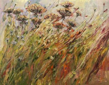"""Saatchi Art Artist Margaret Raven; Painting, """"The autumn wind"""" #art"""