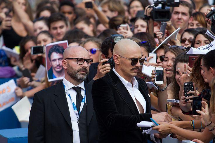 Featuring: James Franco Cinzia Camela/WENN.com