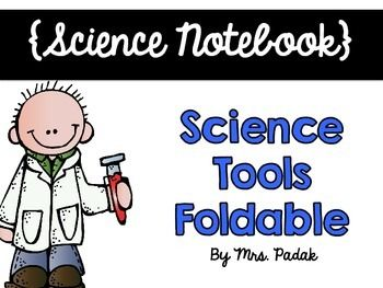 This is a great hands-on activity to reinforce tools commonly used in science investigations. Tools included: thermometer, dropper, tape measure, ruler, measuring cup, hand lens, microscope, balance, forceps, and a spring scale.