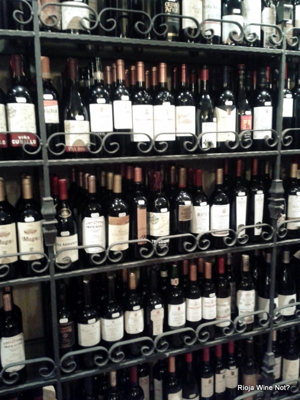 Nice wine shop!