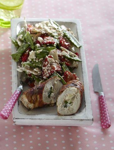 5:2 kuren: Kylling med blomkålssalat (293 kcal) til 5:2 kuren | Slankeklubben.dk