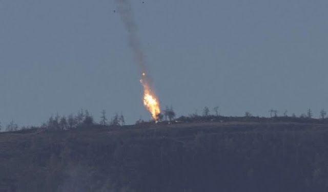 ειδησεις: Κίνδυνος γενικευμένης σύγκρουσης μεταξύ Ρωσίας - Τουρκίας στην περιοχή της Μέσης Ανατολής.