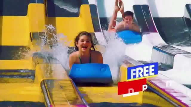 ▷ Six Flags Memorial Weekend Sale - Hurricane Harbor