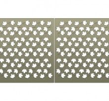 Pattern Library | Bok Modern B13 railing, fences gates, metal panels bokmodern…
