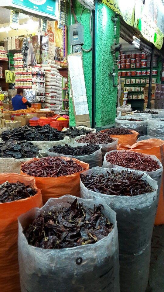 Central de abasto Mexico, il mercato più grande dell'America Latina