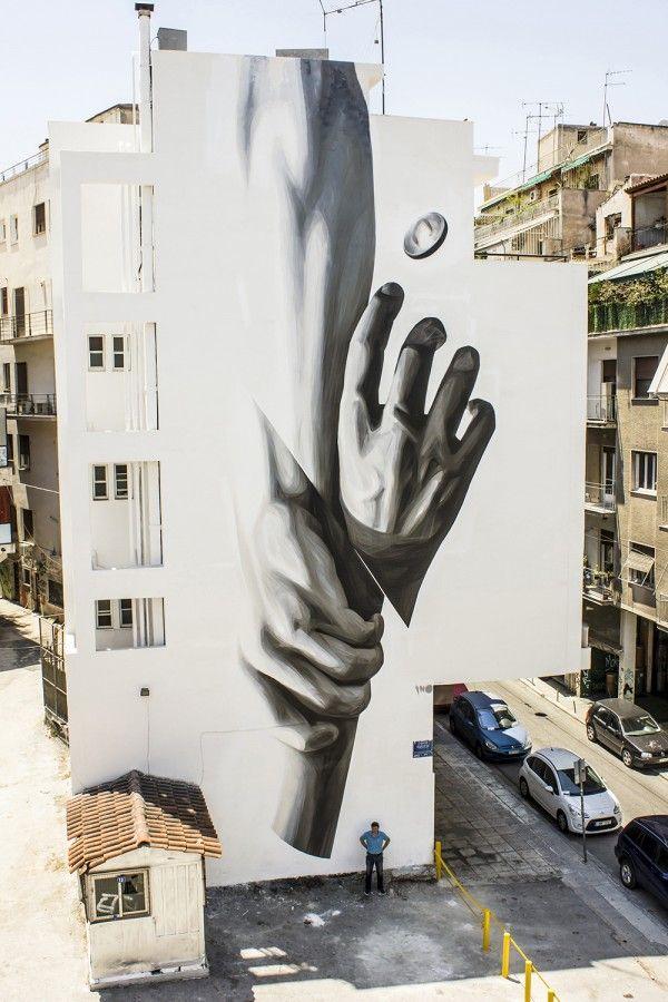 iNO * 1985 * Greek  * http://www.ino.net *  Greece wake up ~ Athens ~ Greece ~ 2014
