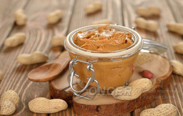 manual peanut butter making machine