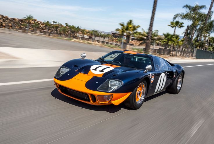 2018 GT40's for sale at Superformance (chassis listed in