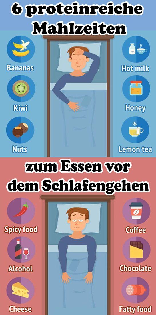 6 proteinreiche Mahlzeiten zum Essen vor dem Schlafengehen – Hilda Hiltraud