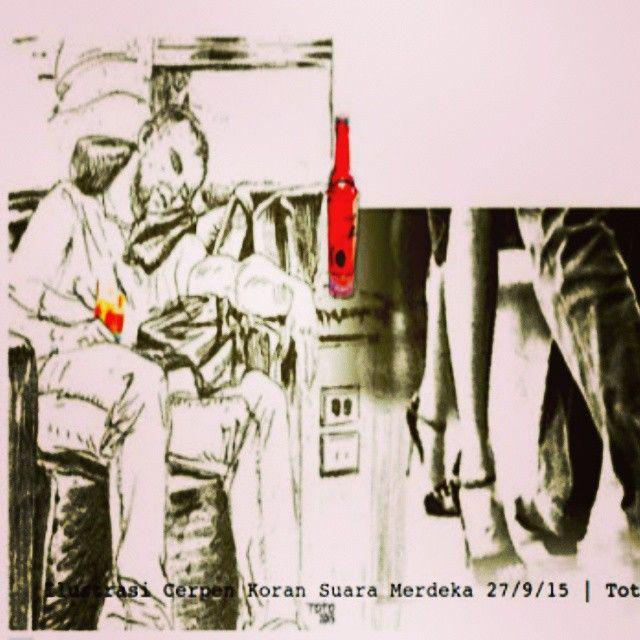 Karya Raymond Carver yang kemudian dialih-bahasakan oleh Anton Kurnia, menjadi