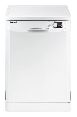 Lave vaisselle BRANDT DFH1231 Prix Darty € 559.00