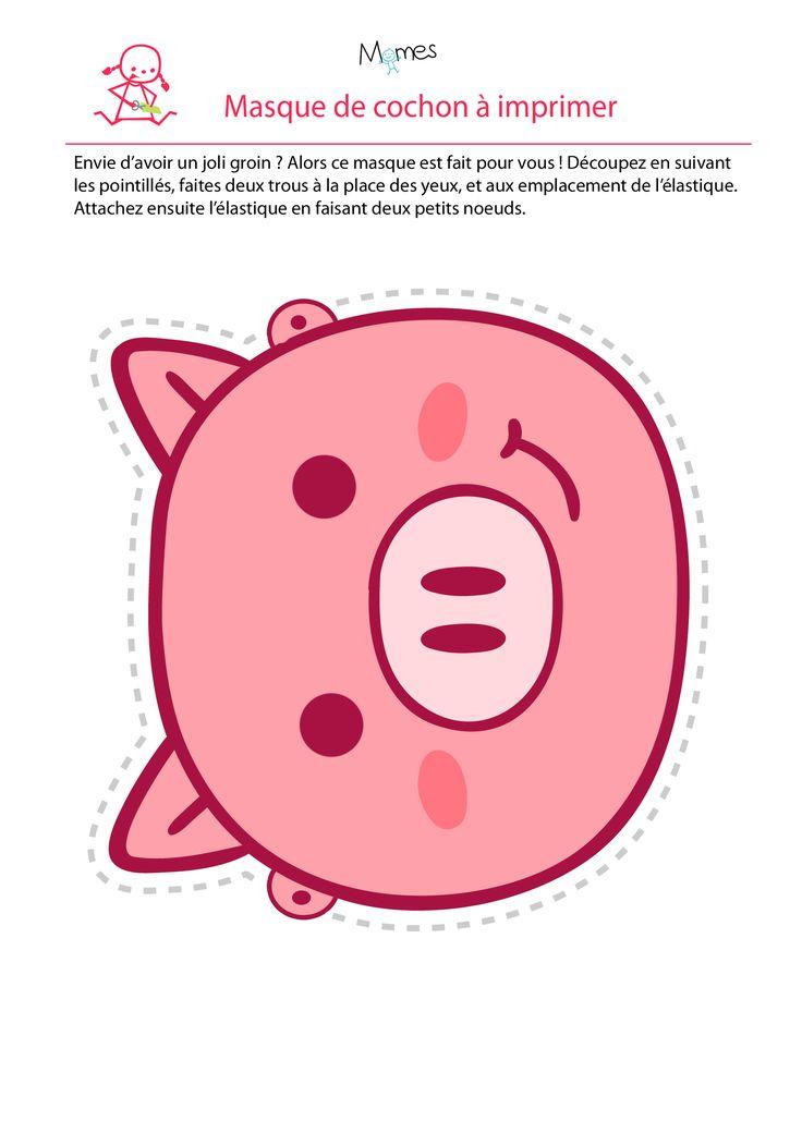 32 best printable to do list images on pinterest - Photo de cochon a imprimer ...