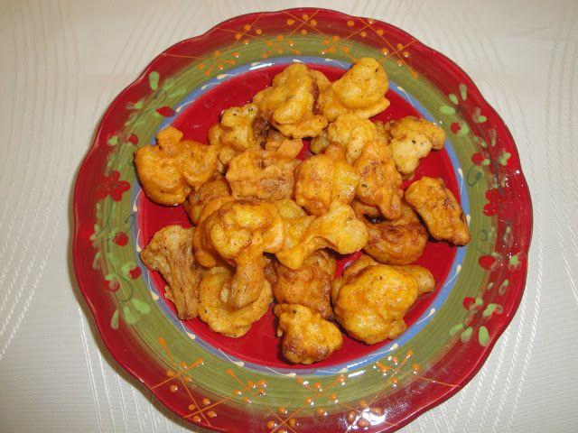 Food and Taste: Chilli Gobi