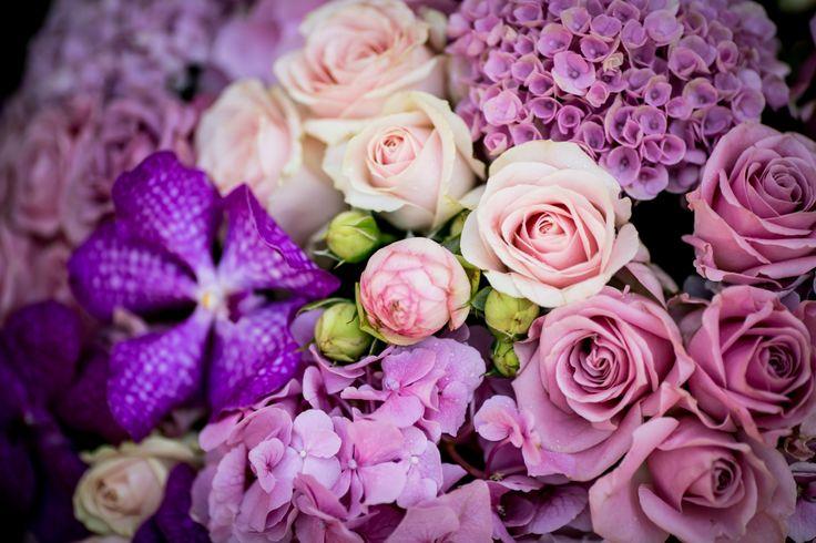 Květiny detail