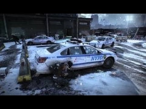 The Division PS4 Gameplay - E3 2013 Reveal - YouTube