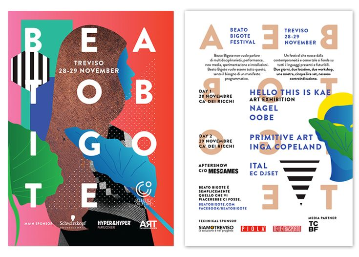 Beato Bigote Festival on Behance